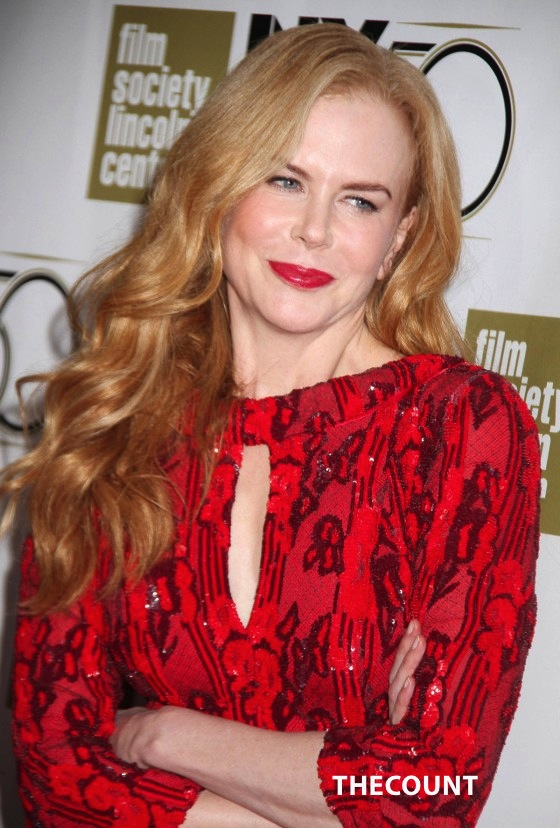 Nicole Kidman 50th Annual New York Film Festival in NY 10 560x828 Nicole Kidman Extreme Botox