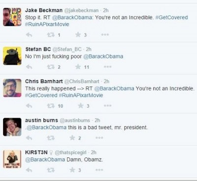 Obama Lambasted Over Incredibles Tweet 3