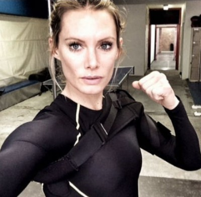 Olivia Jackson stunt woman