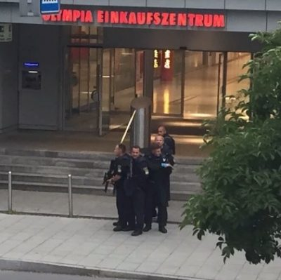 Olympia shopping mall shooting 400x399 BREAKING: Terror Strikes German Mall Several Dead Many Injured