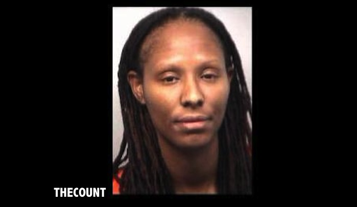 Olympic gold medalist Chamique Holdsclawmug MUGSHOT: Olympic Gold Medalist WNBA Chamique Holdsclaw Arrested