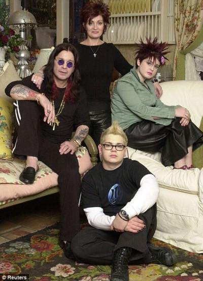 Osbournes reality show