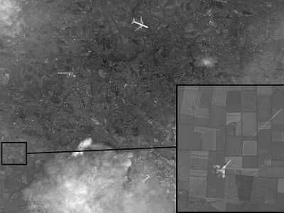 PHOTO PROOF MH17 Was SHOT DOWN By Ukrainian Fighter Jet