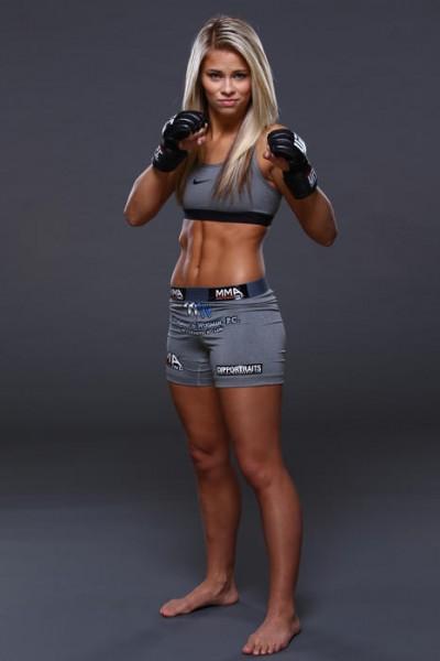 Paige VanZant ufc