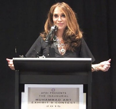 Pamela Geller Muhammad Art Exhibit and Contest