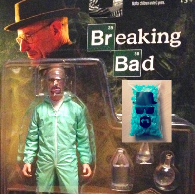 Parents SLAM Toys R Us Over Breaking Bad Action Figures With Blue Crystals