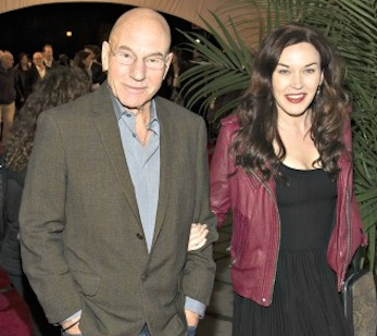 Patrick-Stewart-girlfriend-strollers