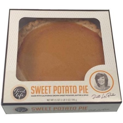 Patti LaBelle potato pie