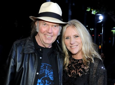 Pegi Young neil young divorce