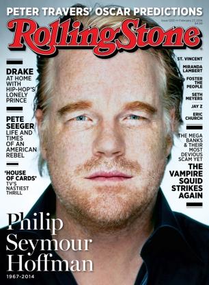 Philip Seymour rolling stone