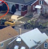 Plane CRASHES Into Houses Chicago 4 155x160 Plane CRASHES Into Houses In Chicago