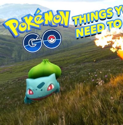 Pokemon GO 400x406 Pokemon Go Players Plagued With Glitches! So When Will The Bugs Be Fixed?