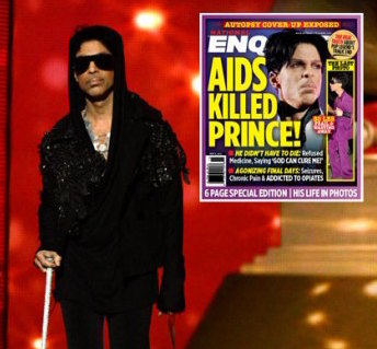 Prince die from AIDS