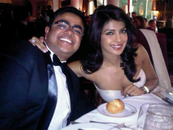 Priyanka Chopra brother Siddharth 1