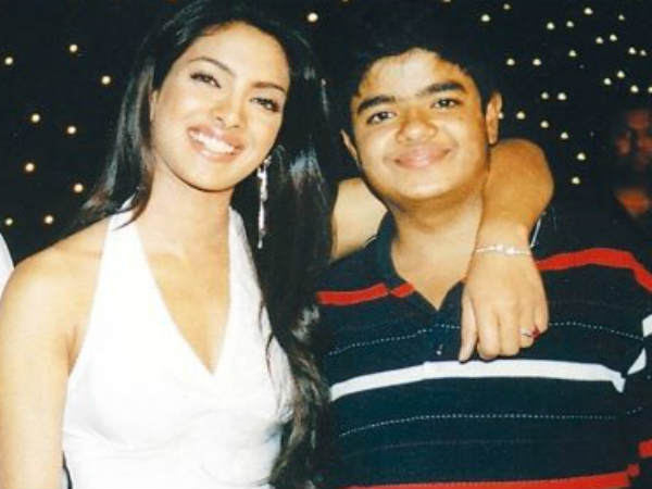 Priyanka Chopra brother Siddharth 5
