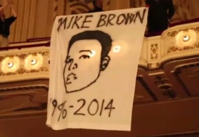 Protest Michael Brown Shooting By Interrupting St. Louis Symphony 2