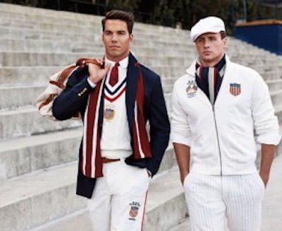 Ralph Lauren Ryan Lochte olympics