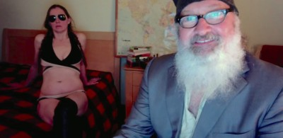 Randy Quaid Rupert Murdoch Video 2 400x195 Youtube YANKS Randy Quaid Video Over BULLYING THREATENING HARASSMENT