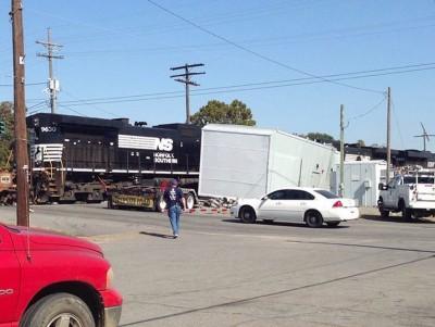 Rayville train 18 wheeler crash 3