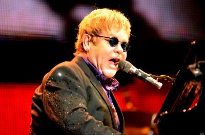 Reginald Kenneth Dwight aka Elton John