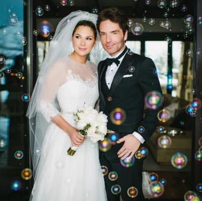 Richard Marx and Daisy Fuentes wedding