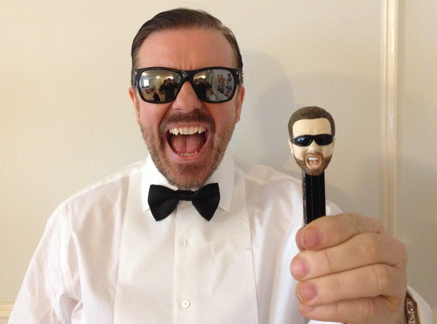 Ricky Pez 620 1686754a Ricky Gervais Gets His Own PEZ Dispenser!