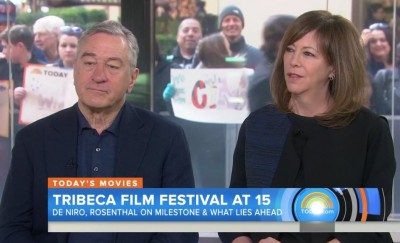 Robert De Niro On Today