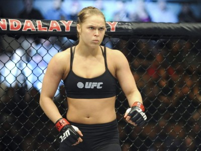 Ronda Rousey Takes Out Cat Zingano In 14 Seconds