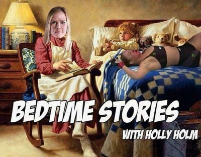 Ronda Rousey meme bedtime story