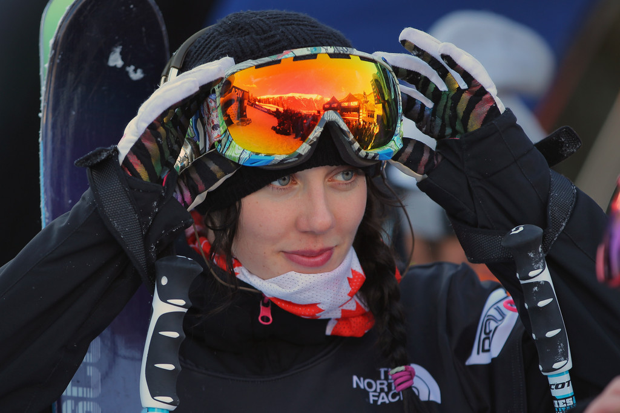 Rosalind+Groenewoud+Men+Women+FIS+Freestyle+SZsebJAQHqsx Future Olympian Roz Groenewoud Targets Even MORE FLY Endorsement CASH!