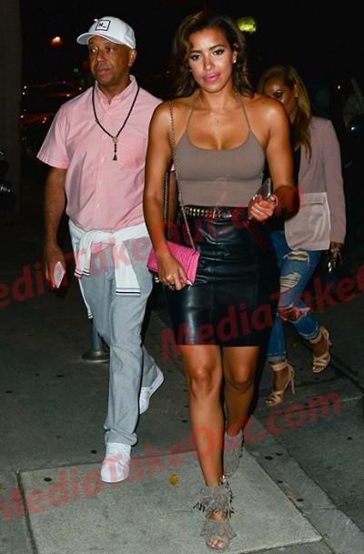 Russell Simmons Julissa Bermudez dating 2
