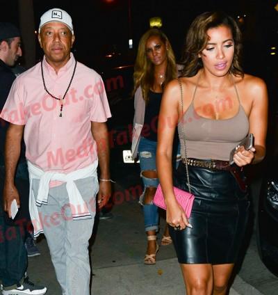 Russell Simmons Julissa Bermudez dating