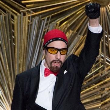 Sacha Baron Cohen Ali G Skit oscars