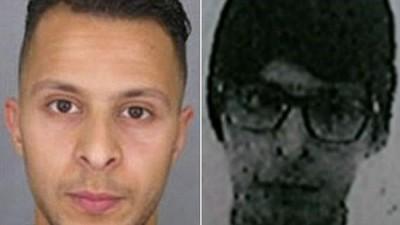 Salah Abdeslam disguise