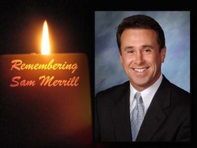 Sam Merrill dead