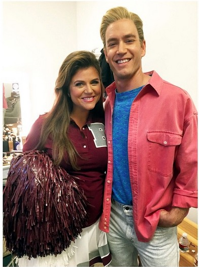 Saved By The Bell Reunion fallon 2