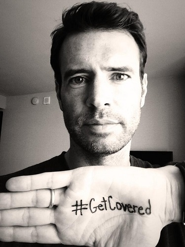 Scott Foley-get covered