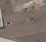 Screen Shot 2012 03 24 at 8.38.02 AM 1 150x135 AREA 51 EXPOSED BY GOOGLE EARTH   Fighter Jets, Strange Structures, Hovering Crafts