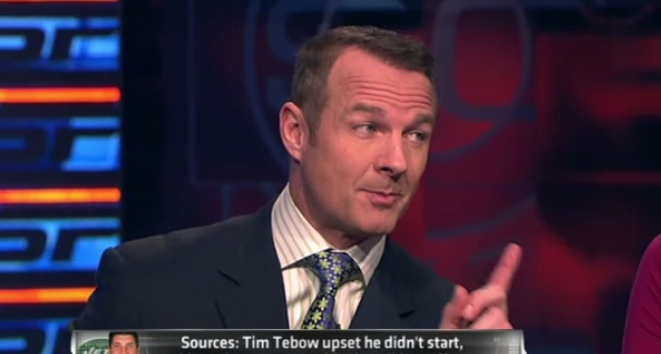 Screen Shot 2012 12 27 at 10.40.35 AM 1 ESPN Sports Center Rips TEBOW a New Assignment