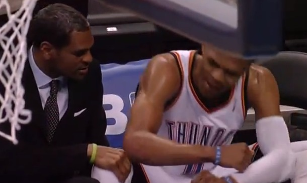 Screen Shot 2013 02 01 at 1.51.36 PM 1 NBA Baller Russell Westbrook Meltdown Video