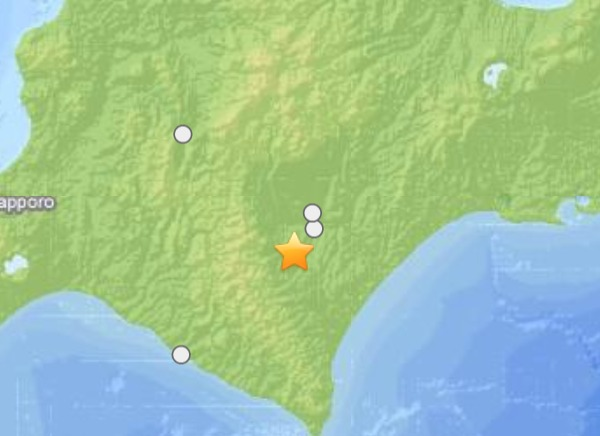 Screen Shot 2013 02 02 at 7.06.36 AM 1 6.9 Earthquake Rocks Japan