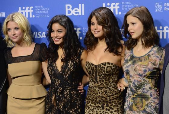 Selena Gomez - Spring Breakers in Toronto-06-560x377