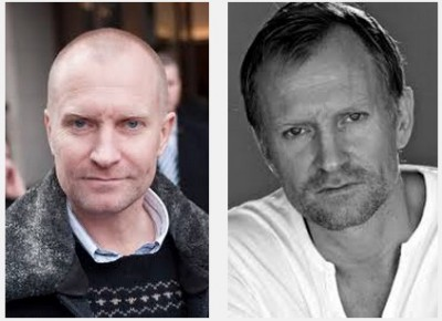 Separated At Birth Sting And Ulrich Thomsen