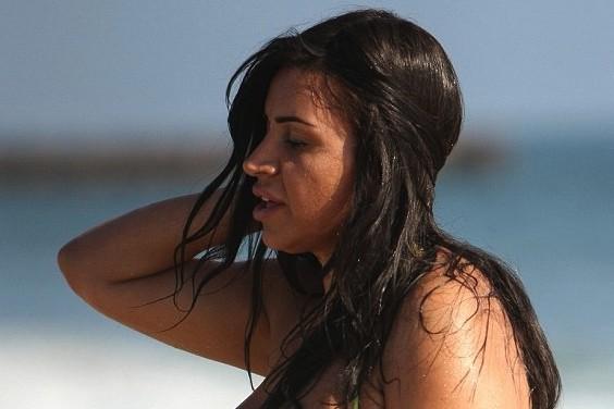 Shahs of Sunset star Mercedes Javid bikini 1