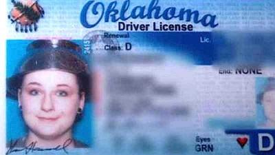 Shawna Hammond license photo colander