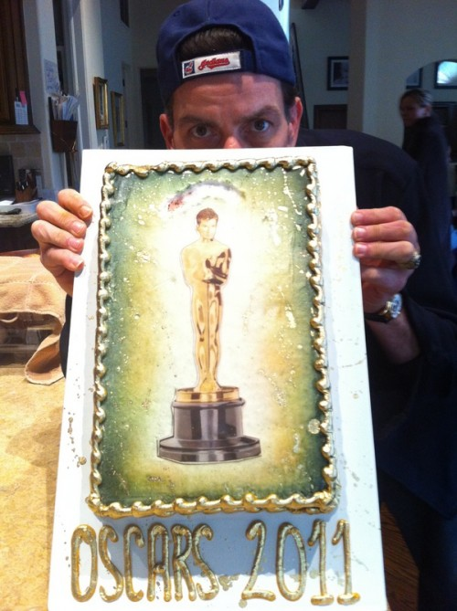Sheencake 500x669 Exclusive: Charlie Sheens Oscar Cake Maker Revealed!