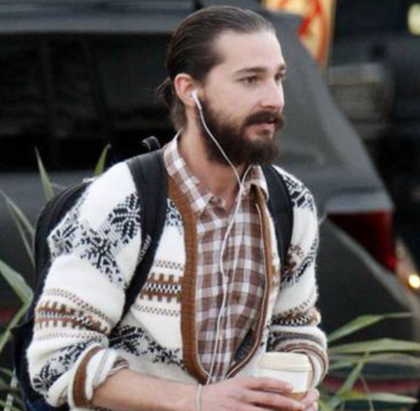 Shia LeBeouf1 Shia LaBeouf Quit Hollywood Now BROADWAY! Orphans Play