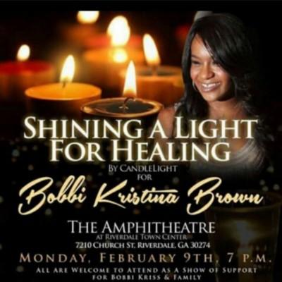 Shining a Light of Healing for Bobbi Kriss 2