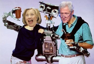 Short Circuit hillary bill clinton