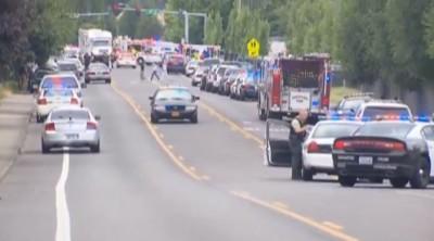 Shots Fired at Renolds High School Portland Oregon